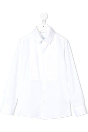 Dolce & Gabbana Mädchen Blusen - Hemd mit Falten
