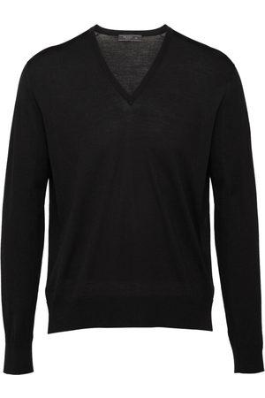 Prada Pullover mit V-Ausschnitt