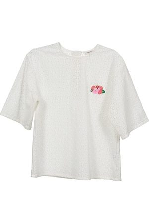Manoush Blusen FLOWER BADGE
