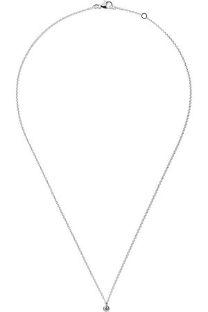 De Beers 18kt 'My First ' Halskette mit Diamant