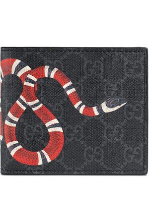 Gucci GG Supreme' Portemonnaie mit Königsnatter-Print