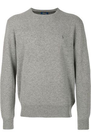 Polo Ralph Lauren Herren Strickpullover - Wollpullover mit Logo-Stickerei