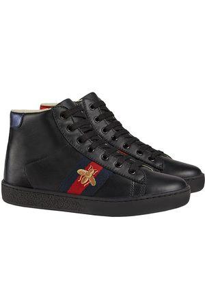 Gucci Klassische High-Top-Sneakers
