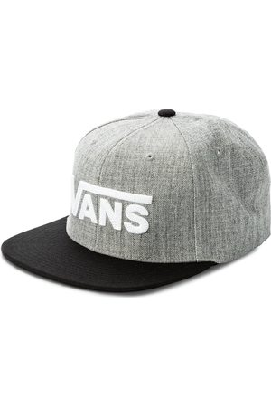 Vans Herren Caps - Cap - Drop V II Snapb VN0A36ORHGB Heather Grey-Bl