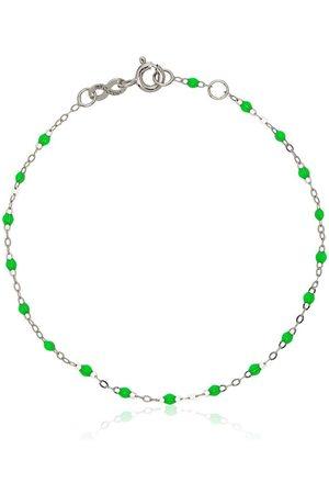 GIGI CLOZEAU 18kt Weißgoldarmband mit Perlen
