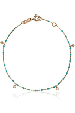 GIGI CLOZEAU Damen Armbänder - 18kt Rotgoldarmband mit Diamanten