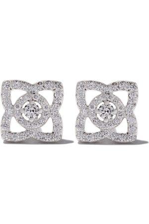 De Beers 18kt 'Enchanted Lotus' Ohrstecker mit Diamanten