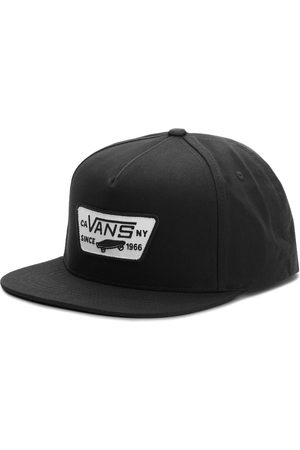 Vans Cap - Full Patch Snap VN000QPU9RJ True Black