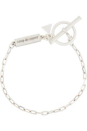 Coup De Coeur Armband mit T-Verschluss