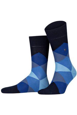 Burlington Socken Clyde blau
