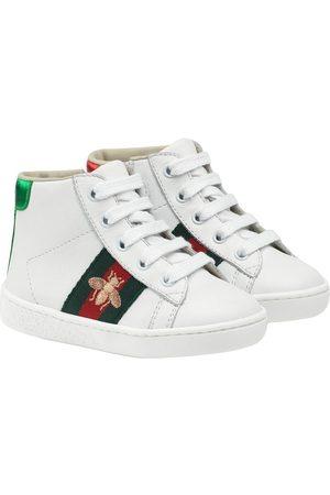 Gucci Jungen Sneakers - Klassische High-Top-Sneakers