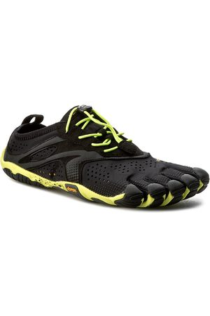 Vibram Schuhe - V-Run 16M3101 Black/Yellow
