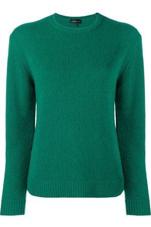 Cashmere In Love Damen Strickpullover - Kaschmir-Pullover mit Perforierung