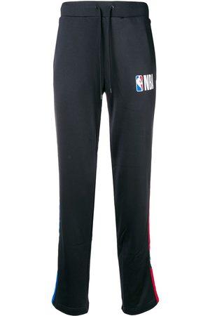 MARCELO BURLON Herren Lange Hosen - NBA' Jogginghose