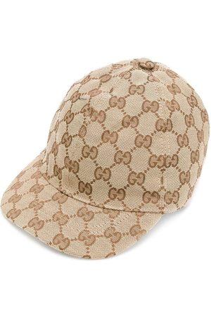 Gucci Jungen Hüte - Baseballkappe mit Monogrammmuster