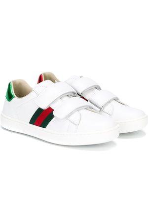 Gucci Sneakers mit Klettverschluss