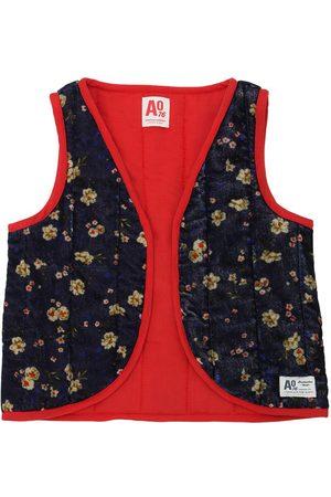 American Outfitters KIMONOWESTE AUS SAMT