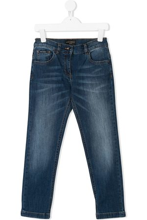 Dolce & Gabbana Schmale Jeans