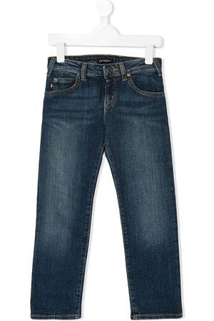 Armani Jeans mit weitem Bein