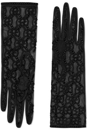 Gucci Handschuhe mit GG-Logo