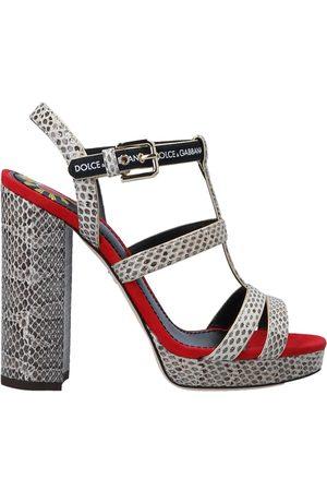 Dolce & Gabbana SCHUHE - Sandalen