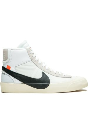 Nike X Off-White 'The 10: Blazer' High-Top-Sneakers
