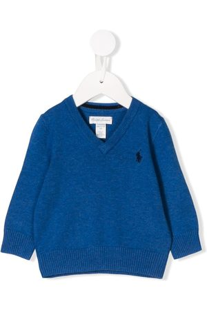 Ralph Lauren Classic v-neck sweater