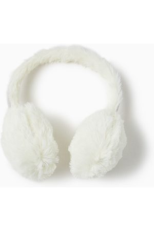 Zara FAUX FUR EAR MUFFS