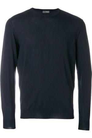 DRUMOHR Pullover mit rundem Ausschnitt