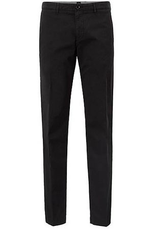HUGO BOSS Regular-Fit Chino aus Stretch-Baumwolle