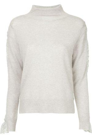 Onefifteen Pullover mit Spitze