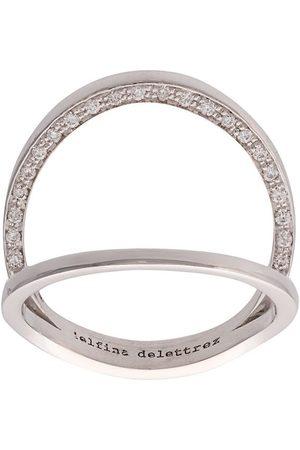 DELFINA DELETTREZ Doppelter Ring