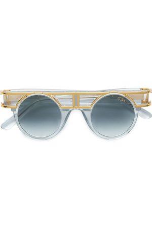 Cazal Sonnenbrille mit rundem Gestell