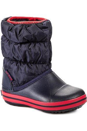 Crocs Schneeschuhe - Winter Puff 14613 Navy/Red