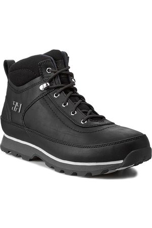 Helly Hansen Trekkingschuhe - Calgary 108-74.991 Jet Black/Ebony/Light Grey