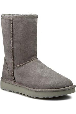 UGG Damen Winterstiefel - Schuhe - W Classic Short II 1016223 W/Grey