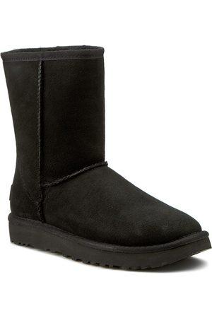 UGG Damen Winterstiefel - Schuhe - W Classic Short II 1016223 W/Blk