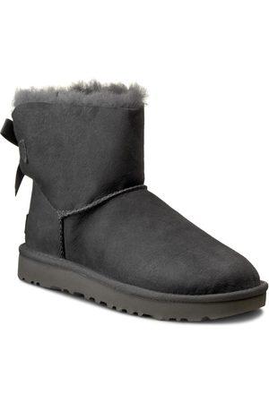 UGG Schuhe - W Mini Bailey Bow II 1016501 W/Grey