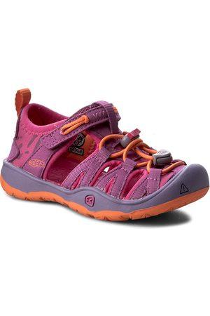 Keen Sandalen - Moxie Sandal 1016356 Purple Wine/Nasturtium