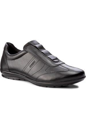 Geox Halbschuhe - U Symbol C U74A5C 00043 C9999 Black