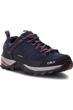 CMP Rigel Low Trekking Shoes Wp 3Q13247 Asphalt/Syrah 62BN