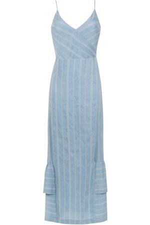 Olympiah Langes 'Fiora' Kleid