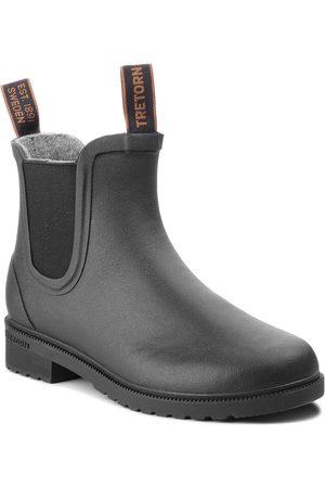 Tretorn Gummistiefel - Chelsea Classic Wool 473417 Black 10