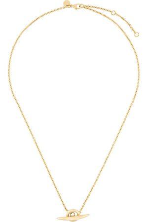 SHAUN LEANE Arc' Halskette mit Knebeldetail