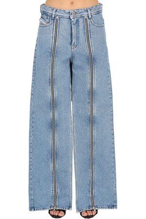"""SHAYNE OLIVER X DIESEL Jeans Aus Baumwolldenim Mit Zip """"shayne Oliver"""""""