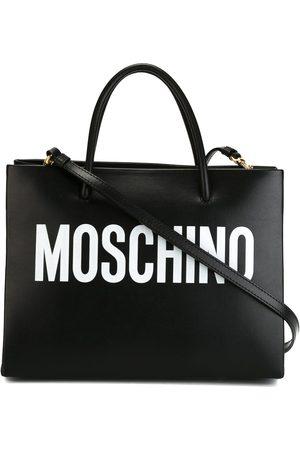 Moschino Handtasche mit Logo-Print
