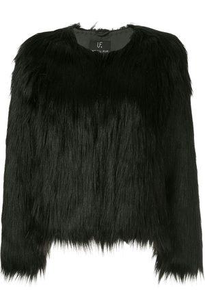 Unreal Fur Jacke mit Faux Fur