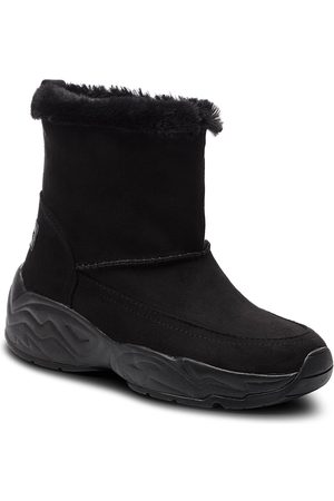 KENDALL + KYLIE Stiefeletten - Forest-B Black Fabric