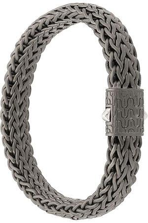 John Hardy Herren Armbänder - Armband mit Zopfkette