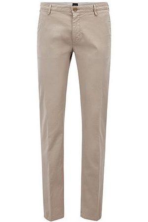 HUGO BOSS Slim-Fit Chino aus Stretch-Baumwolle